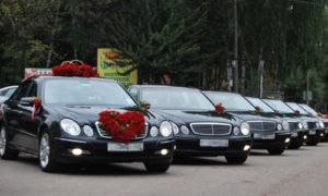 Аренда Мерседес Е270 W 211 с водителем в Москве