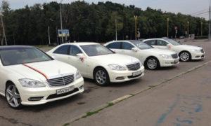 Аренда Мерседес S450 W221 белый (рестайлинг) с водителем в Москве