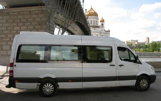 Аренда микроавтобусов для экскурсий