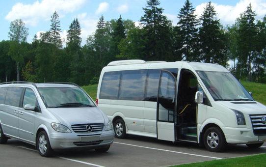 Аренда микроавтобусов в Москве по лучшим ценам