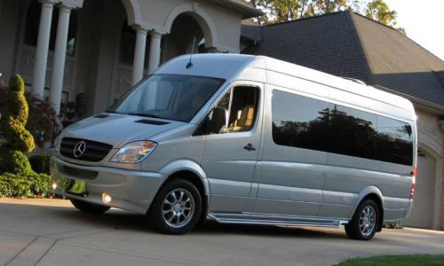 Микроавтобусы на свадьбу Летняя пора