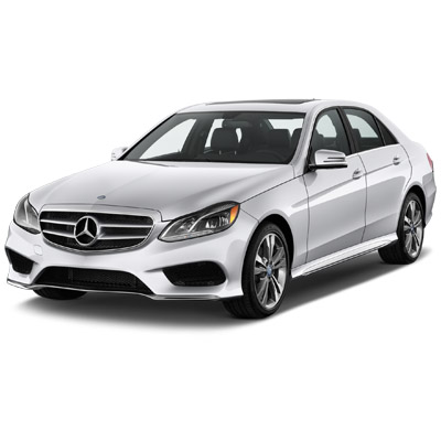 Rent Mercedes E200 W212 (white) IN MOSCOW WITH THE DRIVER