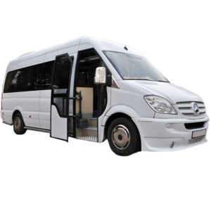 RENT Mercedes Sprinter 515 IN MOSCOW WITH THE DRIVER