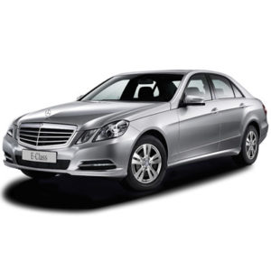 RENT Mercedes W212 (Silver) IN MOSCOW WITH DRIVER