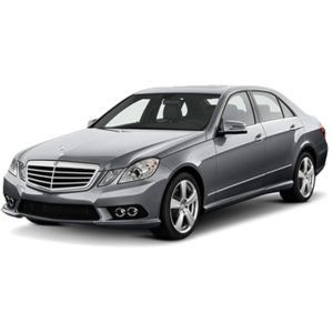 RENT Mercedes W212 (black) IN MOSCOW WITH THE DRIVER
