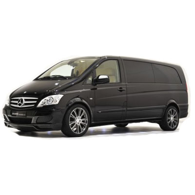 Rent Mercedec Viano MOSCOW WITH DRIVER