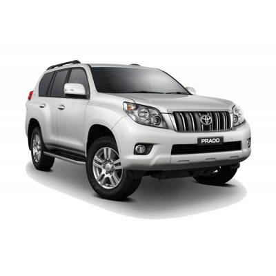 FOR RENT Toyota Land Cruiser Prado IN MOSCOW WITH DRIVER