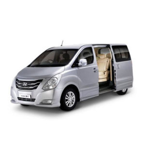 Rent Hyundai Stareks IN MOSCOW WITH THE DRIVER