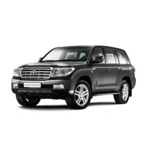 Rent Toyota Land Cruiser 200 IN MOSCOW WITH DRIVER