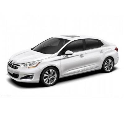 RENT OF CITROËN C4 IN MOSCOW WITH THE DRIVER