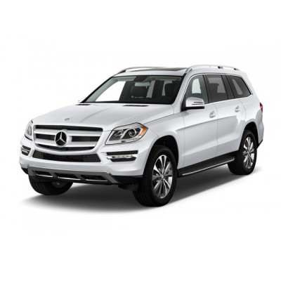 Rent a Mercedes GL in Moscow with a driver