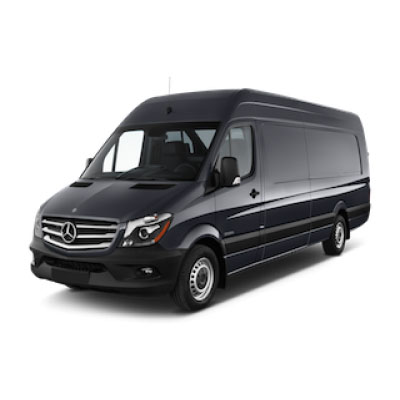 Mercedes Sprinter VIP RENTAL IN MOSCOW WITH DRIVER