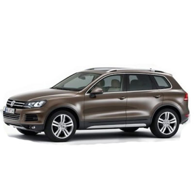 Volkswagen Touareg RENTAL IN MOSCOW WITH THE DRIVER