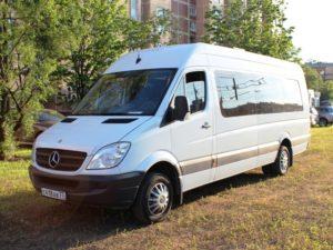 Микроавтобусы на школьную экскурсию