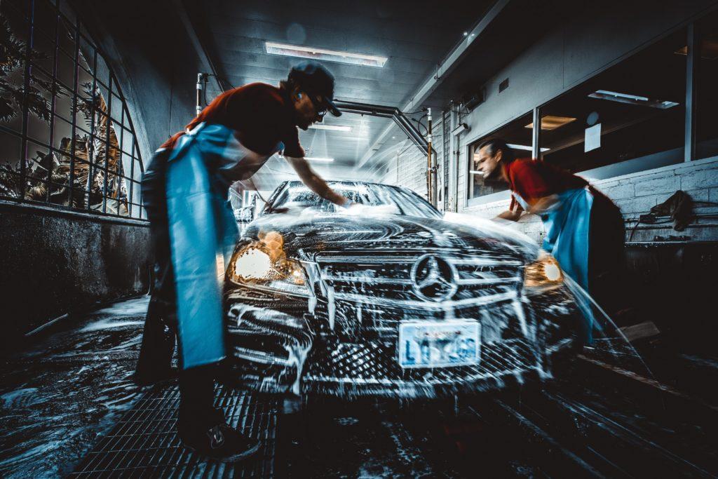 Подготовка авто для аренды