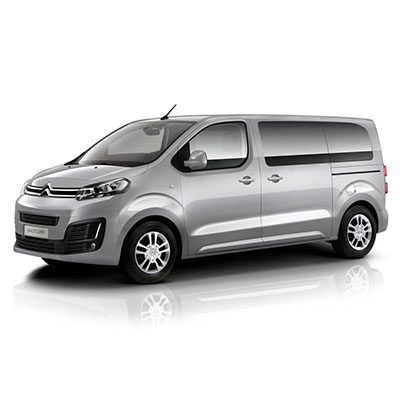 Аренда с водителем Citroen Spacetourer