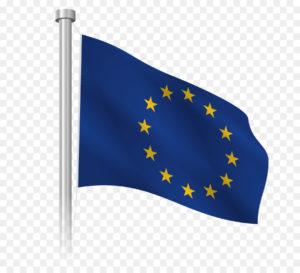 Флаг Европа