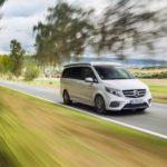Аренда Mercedes V класса путешествий в Европу