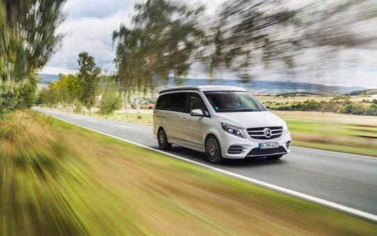 Аренда Mercedes V класса для поездок по городам России и путешествий в Европу