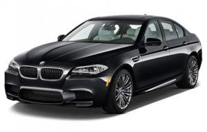 Аренда машины BMW 5 в москве с водителем