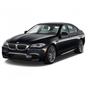 BMW 5 model rent
