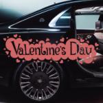 Аренда авто на День святого Валентина